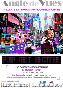 Affiche Pop Art Digital H