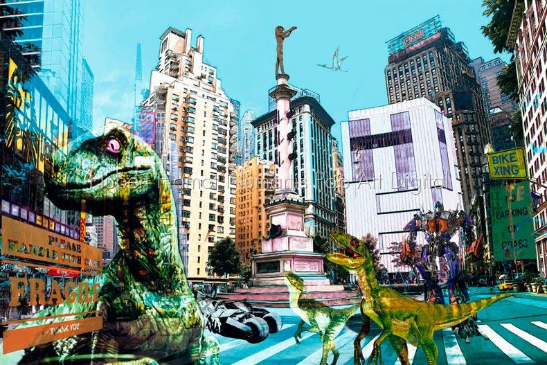 Jurassic-avenue