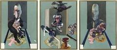 Bacon-Triptych Hubert Hamot Numartis