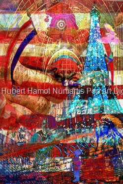 fact 222 Hubert Hamot Numartis Pop art Digital