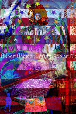 fact 22 Hubert Hamot Numartis Pop art Digital