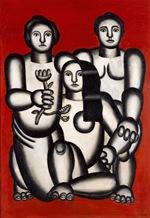 fernand leger composition 3 femmes Hubert Hamot Numartis