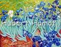 van_gogh_iris Hubert Hamot Numartis