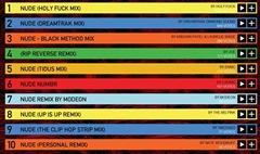 radiohead remix Hubert Hamot Numartis